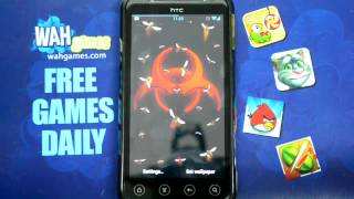 Bio Hazard free live wallpaper YouTube video