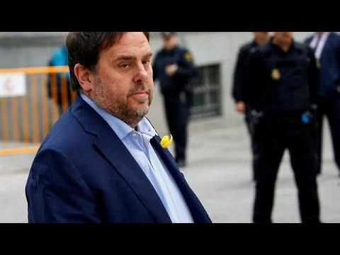 Ισπανία: Παρατείνεται η κράτηση του Οριόλ Τζουνκέρας
