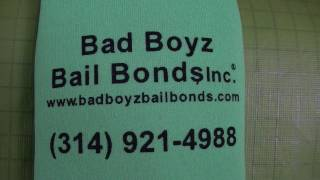 Bad Boyz Bail Bonds, Inc. YouTube video