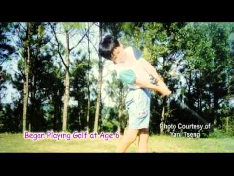 Yani Tseng : Well-known Golfer in Taiwan