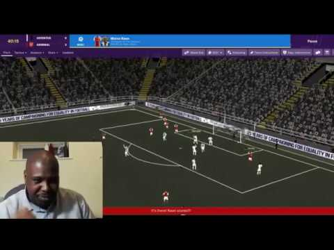 "FM19 SEASON 2 LIVE ""WE ARE ARSENAL FOOTBALL CLUB"" - JESUS SIGNS!! #5"