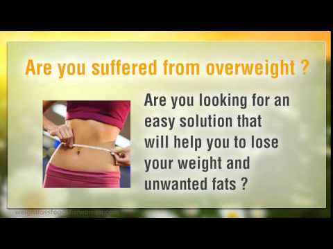 Weight Loss Foods For Women