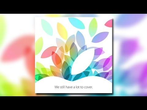 New Apple iPad Event Details: What to Expect
