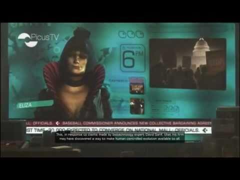 First 10 minutes of Deus Ex: Human Revolution Leaked