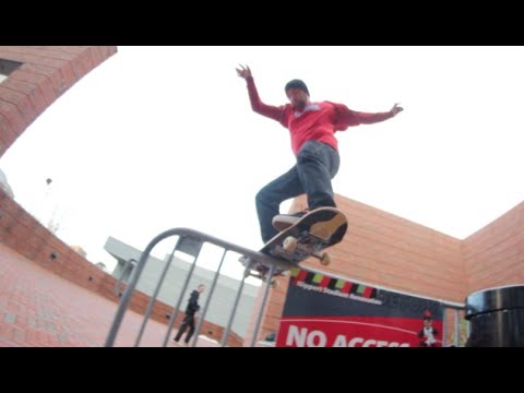 We Want ReVenge 40: Skateboarding War On Winter!