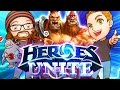 Heroes Unite: Cho'Gall | MFPallytime & Mewnfare | Heroes of the Storm Gameplay | Cho'Gall Combos