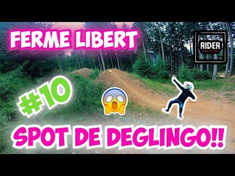 FERME LIBERT BIKE PARK EN VTT ENDURO