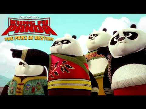 Official Trailer | KUNG FU PANDA: THE PAWS OF DESTINY