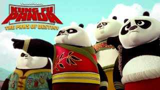 Nonton Official Trailer   Kung Fu Panda  The Paws Of Destiny Film Subtitle Indonesia Streaming Movie Download