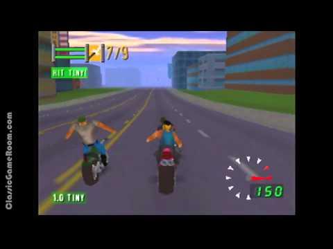Road Rash Atari