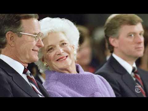 Who Was Barbara Bush? | NYT