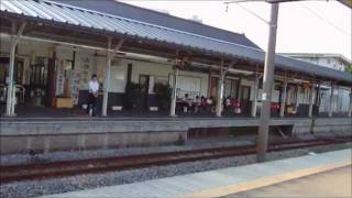 Shibukawa Japan  city photos : JR Shibukawa Station (JR 渋川駅), Shibukawa City, Japan