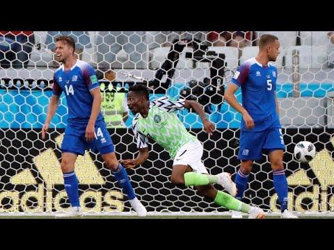 Μουντιάλ 2018: Η Νιγηρία κράτησε ζωντανή και την… Αργεντινή…