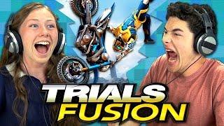 TRIALS FUSION (Teens React: Gaming)