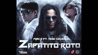 Plan B - Zapatito Roto ft. Tego Calderon [Official Audio]