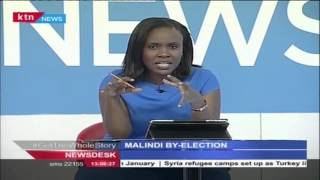 Newsdesk Full Bulletin 8th February 2016 Hon Alfred Keter calls for new investigation on Waiguru