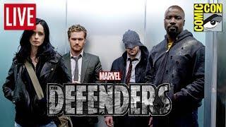 """Foi liberado um novo trailer de """"Os Defensores"""", séries da Netflix/Marvel. E aí, agora vai? Após algumas temporadas bastante..."""