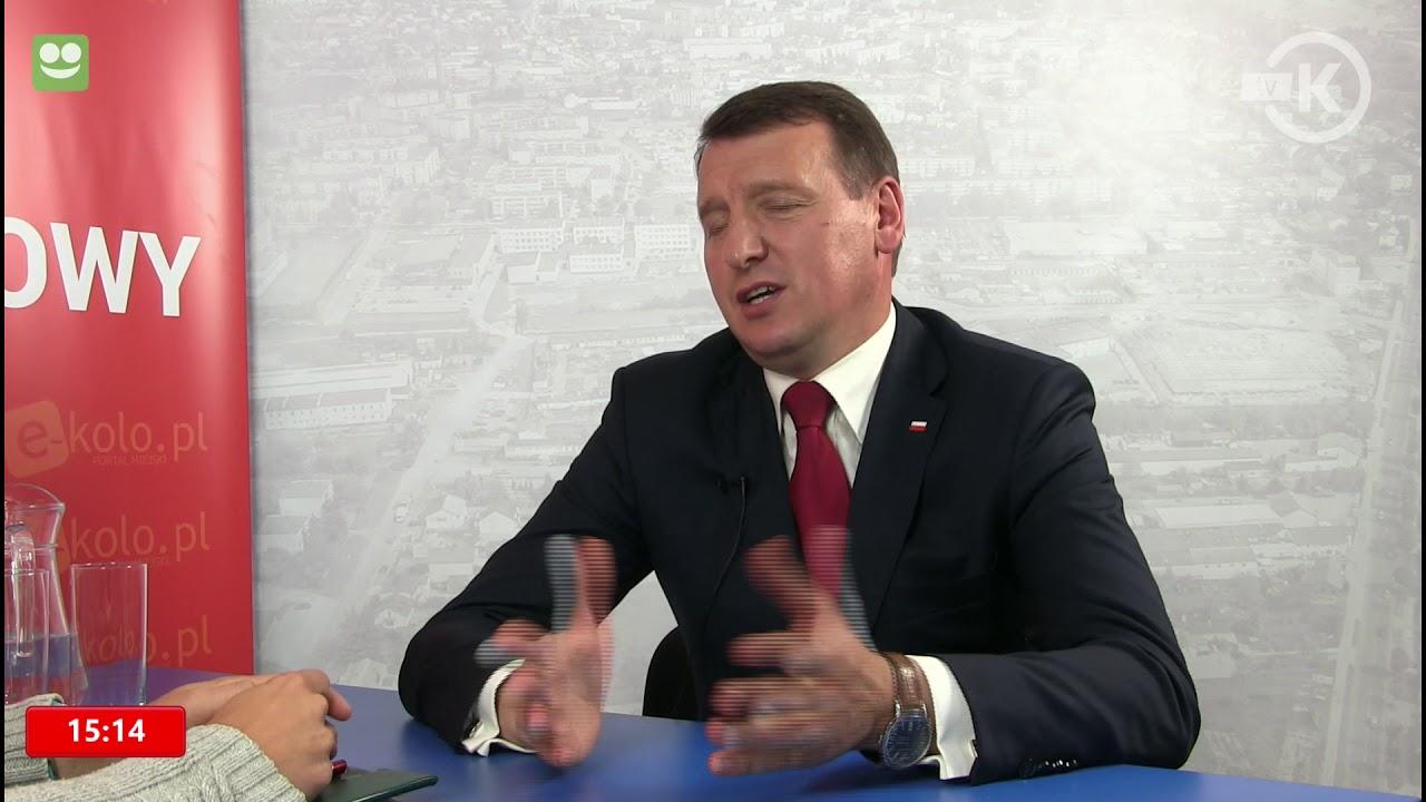 KOLSKIE ROZMOWY: Leszek Galemba o zatrzymaniu burmistrza