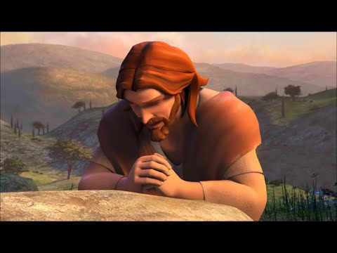 "Superbook ""Teach Us to Pray"" - The Salvation Poem"
