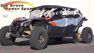 10. Elk Grove Power Sports Custom 2019 CAN-AM MAVERICK X3 MAX X RS TURBO R