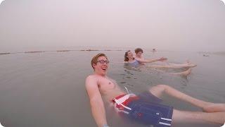 Floating on the Dead Sea and Jerusalem!   Evan Edinger Travel