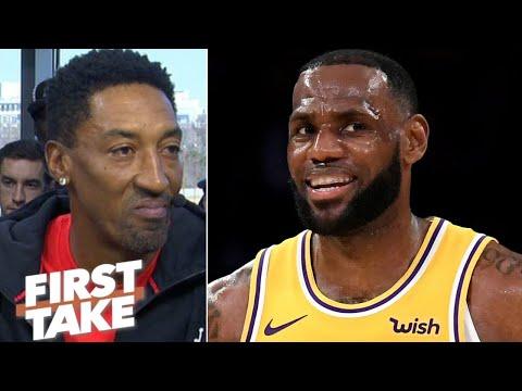 LeBron James doesn't have the 'clutch gene' like Jordan or Kobe - Scottie Pippen | First Take