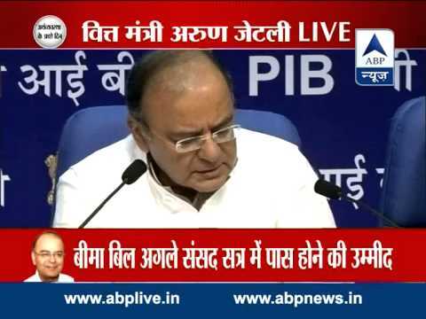 Economy to grow much faster in coming quarter: Jaitley 30 August 2014 05 PM