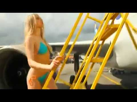 Sexy Funny Airline Russian Commercial Advertisement Video – funnyblips