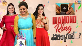 Rohini Birthday Celebrations || Diamond Ring Surprise || Rowdy Rohini