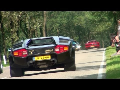 accelerating - Gijs records +- 50 exotics speeding away at a charity event last summer. You will see cars like a LP670-4 SV, a DBS, a Scuderia, a Veyron and much more! This...