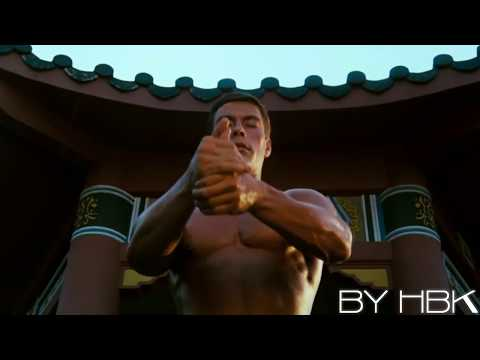 Stan bush - on my own - alone (official ost  bloodsport hd lirycs by hbk)