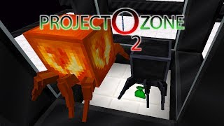 Project Ozone 2 Kappa Mode - ANIMATED BLOCK FARM [E81] (Modded Minecraft Sky Block)