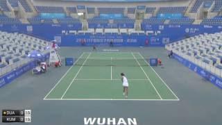 Duan Ying-Ying v Kumkhum Luksika - 2016 ITF Wuhan