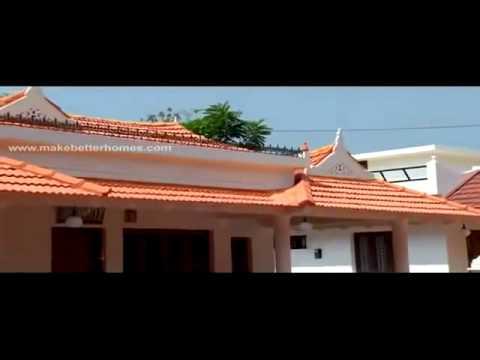 Kerala house Model   Low cost beautiful Kerala home design