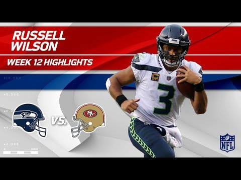 Video: Russell Wilson Leads Seattle to Victory vs. San Francisco! | Seahawks vs. 49ers | Wk 12 Player HLs