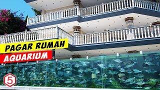 Video Unik , Rumah ini Di Pagari Akuarium Berisi Ratusan IKAN dan Gurita MP3, 3GP, MP4, WEBM, AVI, FLV Mei 2019