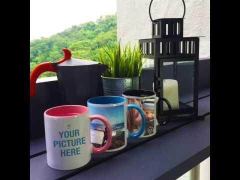 Print On Mug - Customised Gift