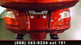 9. 2010 Honda Gold Wing Audio Comfort -  - Peoria, AZ 85381