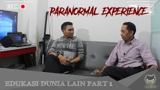 Video PARANORMAL EXPERIENCE: EDUKASI DUNIA LAIN & PEMBAHASAN RUMAH RADITYA DIKA MP3, 3GP, MP4, WEBM, AVI, FLV April 2019
