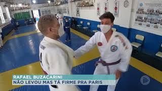 Rafael Buzacarini de volta à Jaú após Olimpíadas