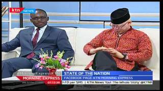 Morning Express 22nd September 2016 - State Of The Nation