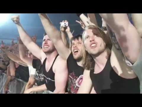 Metalheads meet Metallica