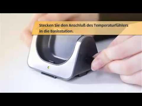 Funk-Grillthermometer (DE)