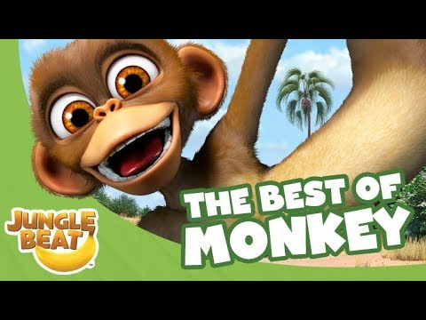 The Best of Monkey - Jungle Beat Compilation [Full Episodes]