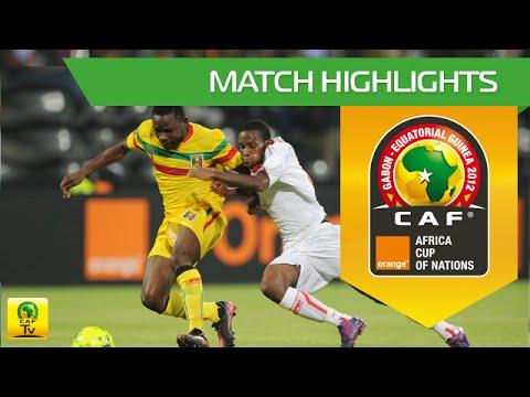 Mali vs Guinée – Coupe d'Afrique des Nations 2012