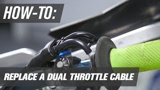 10. How To Replace a 4 Stroke Throttle Cable