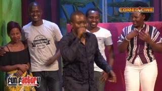 Fun Factory Uganda Comedicine Live 21 - 03 - 2019