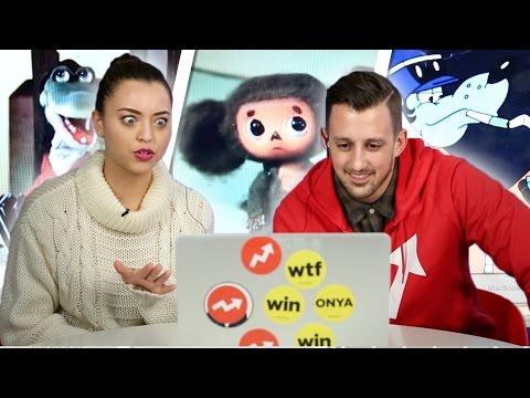 Американцы о русских мультфильмах