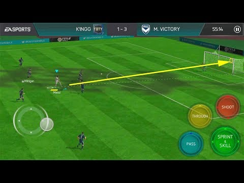 Fifa Mobile Soccer 2018 Android Gameplay #9
