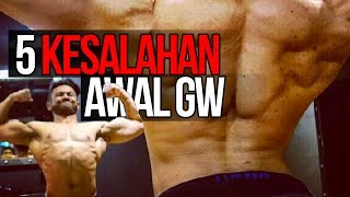 Video HINDARI ❌  5 KESALAHAN FITNESS AWAL GW! MP3, 3GP, MP4, WEBM, AVI, FLV September 2018